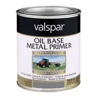 Valspar Sandable Metal Primer from Blain's Farm and Fleet