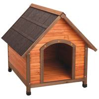 Ware Premium+ A-Frame Doghouse from Blain's Farm and Fleet