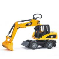 Bruder CAT Excavator from Blain's Farm and Fleet