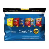 Lay's Classic Mix Variety Pack Sack from Blain's Farm and Fleet