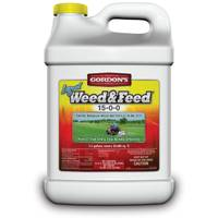 Gordon's Liquid Weed and Feed 15-0-0 Lawn Fertilizer from Blain's Farm and Fleet