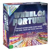 Pressman Wheel of Fortune Game from Blain's Farm and Fleet