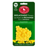 Perky-Pet Replacement Yellow Feeder Flowers from Blain's Farm and Fleet