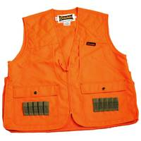 Gamehide Youth  Orange Front Loader Hunting Vest from Blain's Farm and Fleet