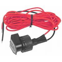Custom Accessories 12V All - Weather Power Socket from Blain's Farm and Fleet