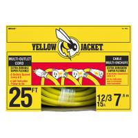 Yellow Jacket Multi - Outlet Extension Cord from Blain's Farm and Fleet