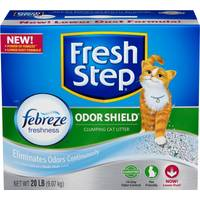 Fresh Step Scoopable Cat Litter from Blain's Farm and Fleet