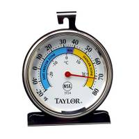 Taylor Classic Refrigerator / Freezer Dial Thermometer from Blain's Farm and Fleet