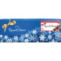 Russell Stover Nut, Chewy & Crisp Centers Fine Chocolates from Blain's Farm and Fleet