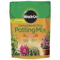 Miracle - Gro Cactus, Palm and Citrus Soil from Blain's Farm and Fleet
