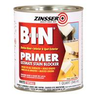Rust-Oleum Zinsser B-I-N Shellac Base Primer & Sealer Stain Killer from Blain's Farm and Fleet