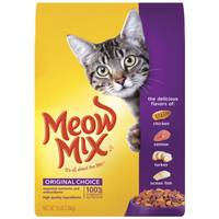 Meow Mix Original Flavor Cat Food from Blain's Farm and Fleet