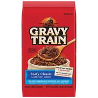 Gravy Train Beef Flavor Dry Dog Food from Blain's Farm and Fleet