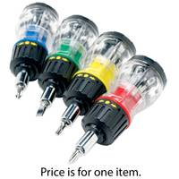Performance Tool 7 in 1 Stubby Screwdriver Set from Blain's Farm and Fleet