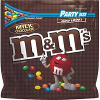 M&M's Party Size Milk Chocolate Candies from Blain's Farm and Fleet