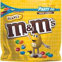 M&M's Party Size Peanut Candies from Blain's Farm and Fleet