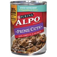 Alpo Prime Cuts in Gravy Canned Dog Food from Blain's Farm and Fleet