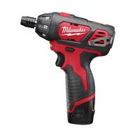 Milwaukee M12 Cordless Lithium-Ion Screwdriver Kit from Blain's Farm and Fleet