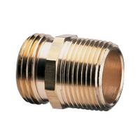 Nelson Double Male Pipe and Hose Fitting from Blain's Farm and Fleet