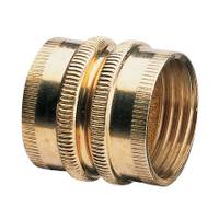Nelson Double Female Hose Fitting from Blain's Farm and Fleet
