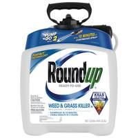 Roundup Ready-To-Use Weed & Grass Killer III Plus Pump 'N Go Sprayer from Blain's Farm and Fleet