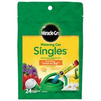 Miracle-Gro Watering Can Singles All Purpose Water Soluble Plant Food from Blain's Farm and Fleet
