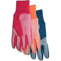 MidWest Gloves Women's Canvas & Jersey Garden Gloves from Blain's Farm and Fleet