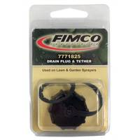 Fimco Drain Cap and Tether from Blain's Farm and Fleet
