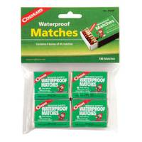 Coghlan's Waterproof Matches from Blain's Farm and Fleet