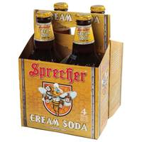 Sprecher Brewing Co. Cream Soda from Blain's Farm and Fleet