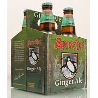 Sprecher Brewing Co. Ginger Ale from Blain's Farm and Fleet
