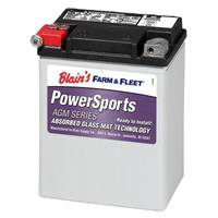 Duration 14AHBS AGM Powersport Battery from Blain's Farm and Fleet