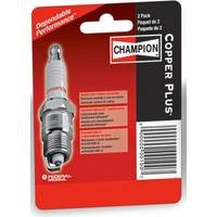 Champion Spark Plugs Copper Plus Spark Plug 2 Pack from Blain's Farm and Fleet