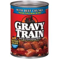 Gravy Train Canned Dog Food from Blain's Farm and Fleet