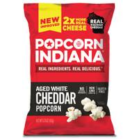 Popcorn, Indiana Aged White Cheddar Kettlecorn from Blain's Farm and Fleet