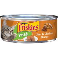 Friskies Pate Liver & Chicken Dinner from Blain's Farm and Fleet