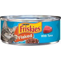 Friskies Flaked With Tuna from Blain's Farm and Fleet