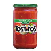Tostitos 24 oz Chunky Salsa from Blain's Farm and Fleet