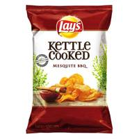 Lay's Mesquite BBQ Kettle Cooked Chips from Blain's Farm and Fleet