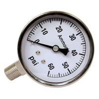 Green Leaf Ammonia Pressure Gauge from Blain's Farm and Fleet