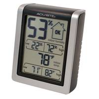 AcuRite Indoor Thermometer with Humidity from Blain's Farm and Fleet