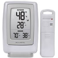 AcuRite Wireless Weather Thermometer with Humidity from Blain's Farm and Fleet