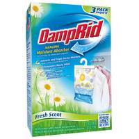 DampRid 42 Oz Fresh Scent Hanging Moisture Absorber (3-Pack) from Blain's Farm and Fleet