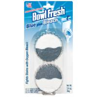 Bowl Fresh Fusion Blue Plus Bleach Tab from Blain's Farm and Fleet
