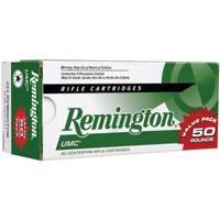 Remington Arms Company UMC 55 Grain Centerfire Metal Case Rifle Cartridges from Blain's Farm and Fleet