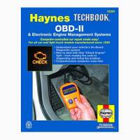Haynes OBD-II & Electronic Engine Management Systems Manual from Blain's Farm and Fleet