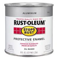 Rust-Oleum 1/2 Pint Protective Gloss Enamel Oil Based Paint from Blain's Farm and Fleet