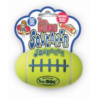 KONG Air Squeaker Football from Blain's Farm and Fleet