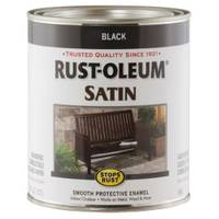 Rust-Oleum 1 Qt Protective Satin Enamel Oil Based Paint from Blain's Farm and Fleet