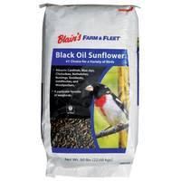 Blain's Farm & Fleet 50 lb Black Oil Sunflower Seeds from Blain's Farm and Fleet